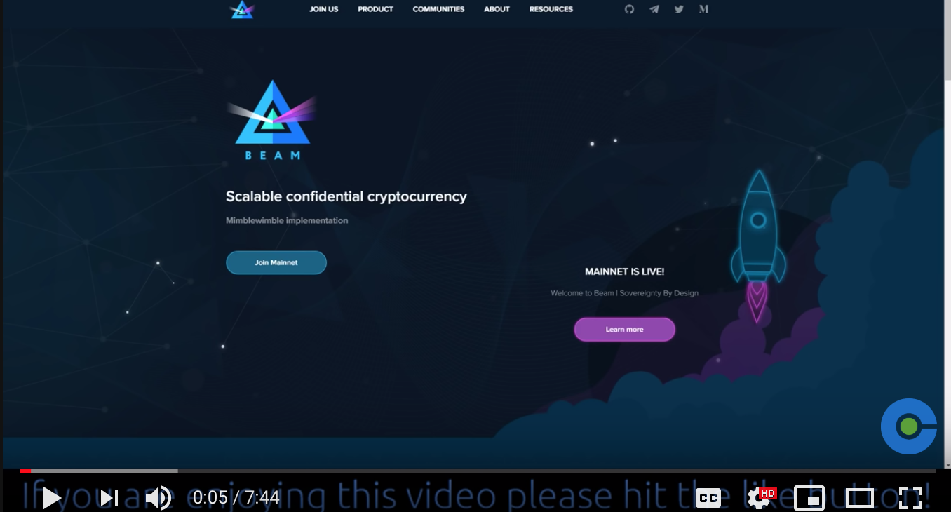 How To Get Started Investing In The Beam Cryptocurrency