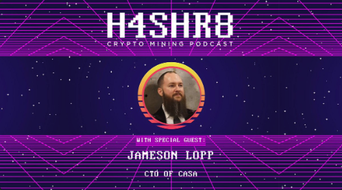 H4SHR8 - Ep. 9 - Mimblewimble with Jameson Lopp