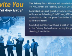 Privacy Tech Alliance - Launch