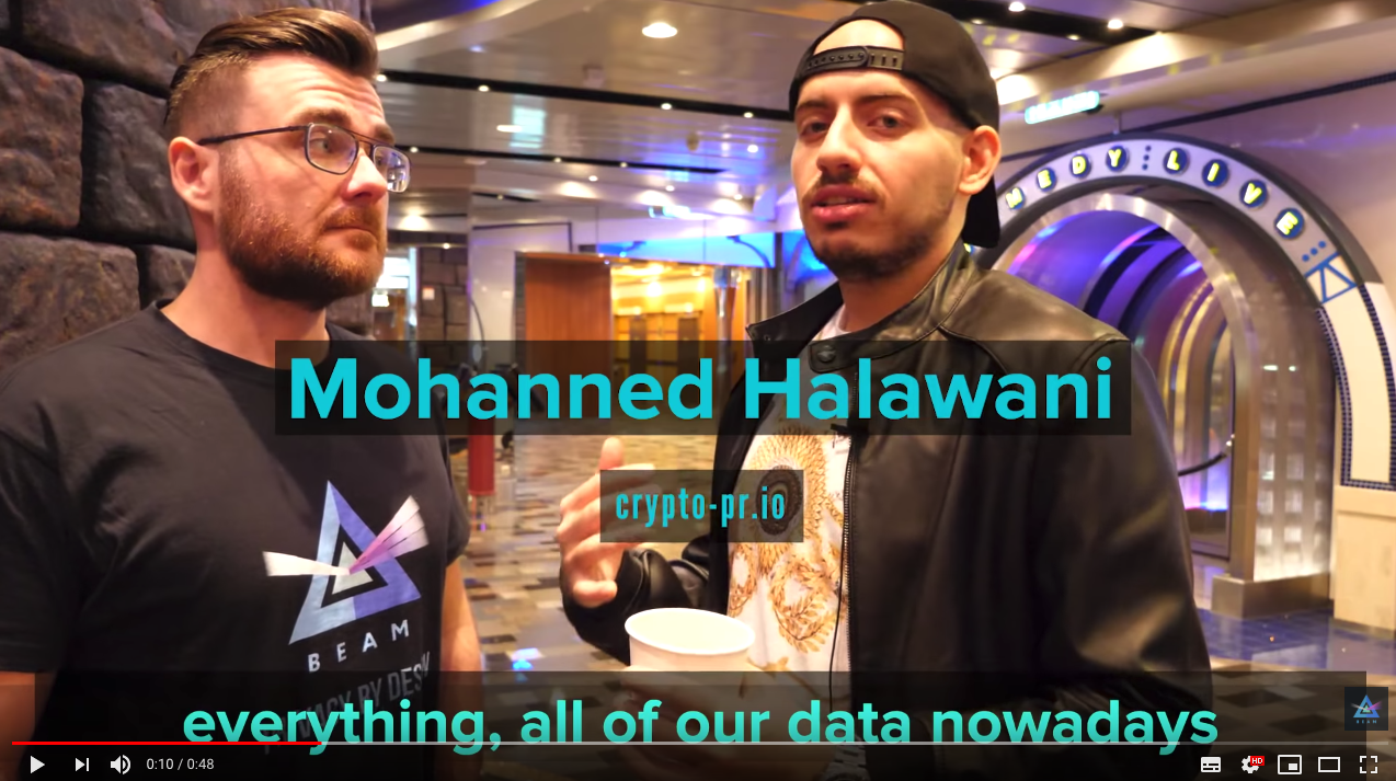 Focus on #Privacy - Ep 4 - Mohanned Halawani