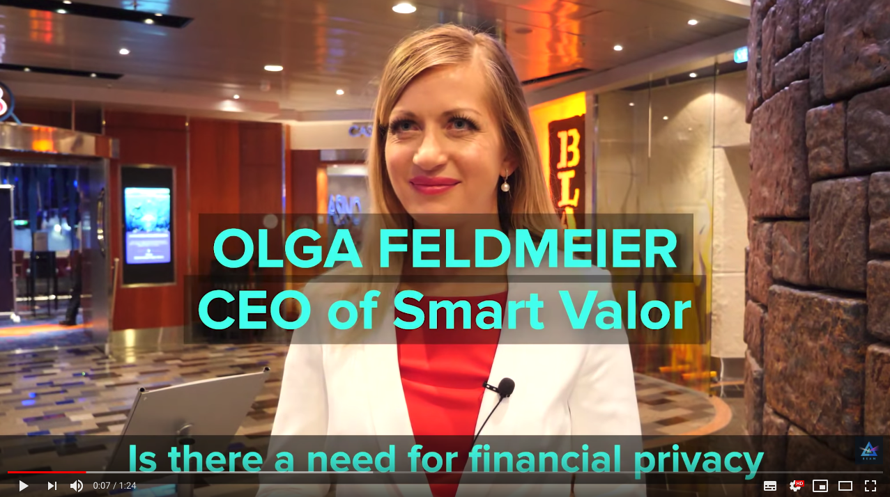 Focus on #Privacy - Ep 2 - Olga Feldmeier