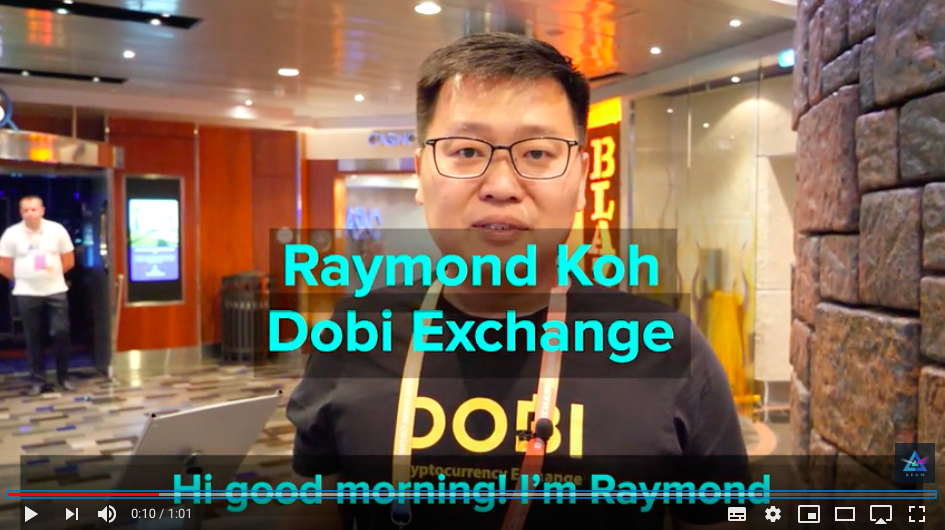 Focus on #Privacy - Ep 6 - Raymond Koh from Dobi Exchange