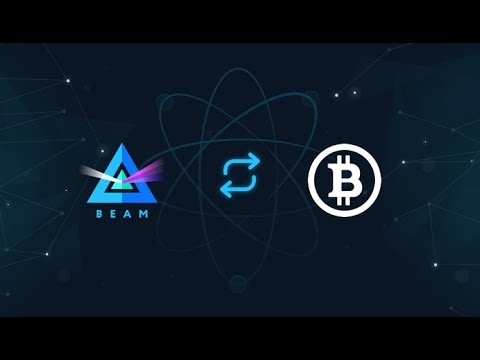 Bitcoin to Beam in-wallet Atomic Swaps guide